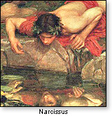 Narcissus The God