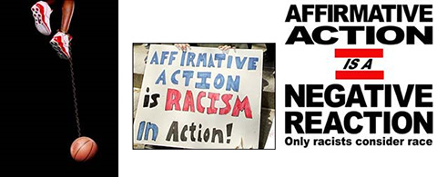 Essays on affirmative action