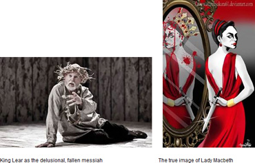 appearance vs reality in shakespeares hamlet essay Gcse british reading coursework - fact and impression in shakespeare's hamlet - appearance versus reality.