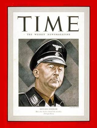 a biography of the reich ss leader and chief of the german police Berlin, 20 april 1939 the reich leader ss and chief of the german police subject: establishment of a new main office 1 with effect from 3 april 1939 the office of the administrative.