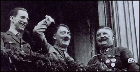Sa nazi homosexuality in christianity