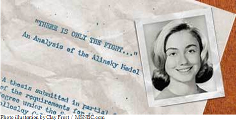 saul alinsky clinton thesis This is from her undergraduate senior thesis on saul alinsky clinton's thesis and alinsky's 1971 rules for radicals remind me of the challenges.