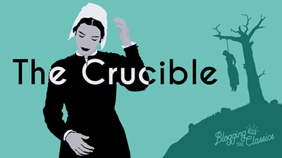 mccarthyism vs the crusible In his 1953 play the crucible, arthur miller brings this shameful period of  as  mccarthyism progressed, a number of miller's friends and colleagues were.